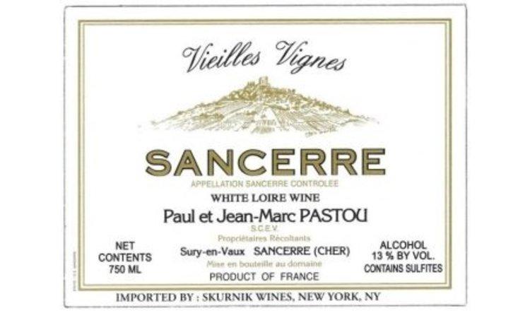 Paul et Jean-Marc Pastou, Sancerre Vieilles Vignes (2020)