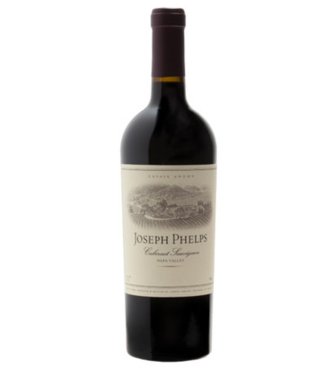 Joseph Phelps Joseph Phelps Napa Valley Estate Cabernet 2018
