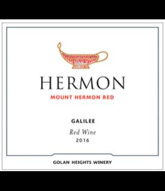 Hermon Golan Heights Hermon Red Kosher