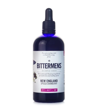 Bittermens Bittermens New England Spiced Cranberry (5oz bottle)