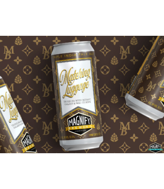Magnify Magnify Luggage Triple IPA (4pk 16oz cans)