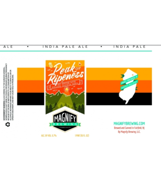 Magnify Magnify Peak of Ripeness (4pk 16oz cans)