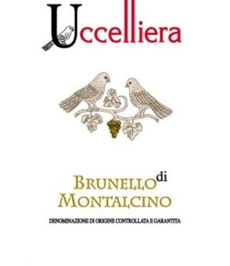 Uccelliera Uccelliera Brunello 2015