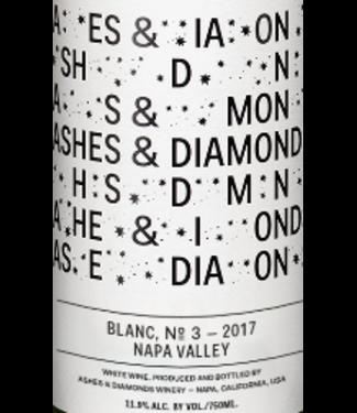 Ashes and Diamonds Napa Valley Sauvignon Blanc 2016