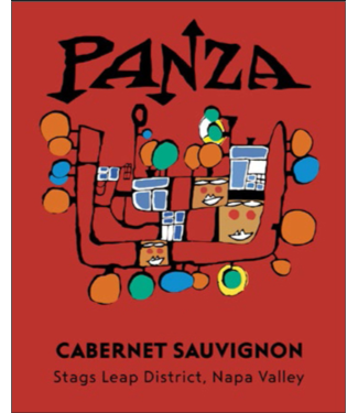Panza Panza Cabernet Stags Leap District 2017