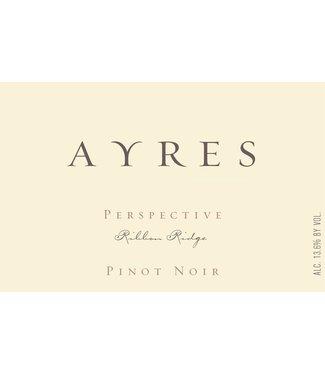 Ayres Ayres Ribbon Ridge 'Pioneer' Pinot Noir 2018
