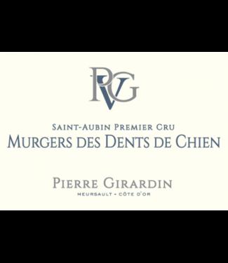 Pierre Girardin St Aubin 1er Cru Murgers des Dents De Chien 2018