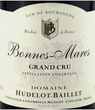 Domaine Hudelot-Baillet Hudelot Baillet Bonnes Mares Grand Cru 2014