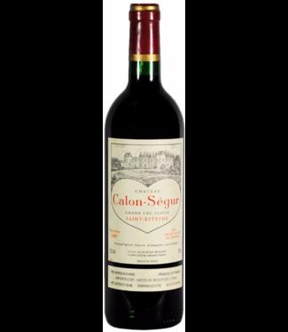 Calon Segur 1997 Chateau Calon-Segur, Saint-Estephe,