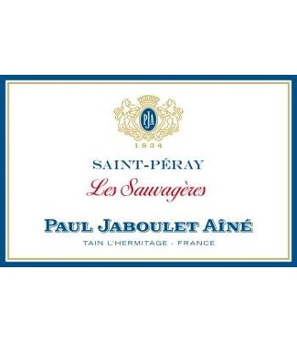 Paul Jaboulet Aine St Peray Les Sauvagered Blanc 2016