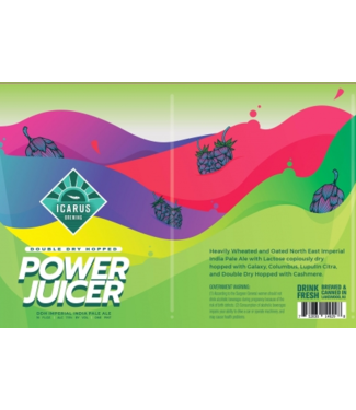 Icarus Icarus Cashmere Power Juicer (4pk 16oz)