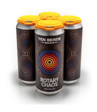 Ten Bends Ten Bends Rotary Chaos (4pk 16oz cans)