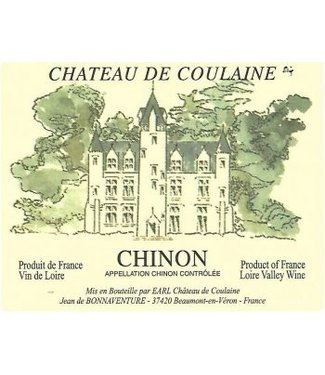 Chateau Coulaine Chinon Rouge