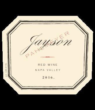 Jayson Pahlmeyer Jayson Napa Red Blend 2018