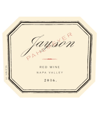 Pahlmeyer Jayson Napa Red Blend