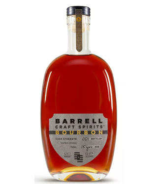 Barrell Barrell Bourbon 15 Year Cask Strength 750ml