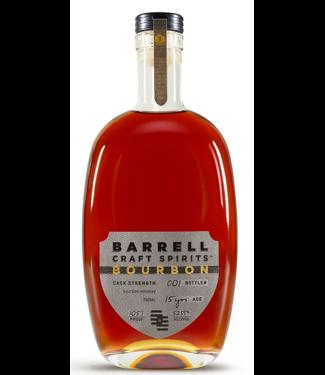Barrell Bourbon 15 Year Cask Strength 750ml