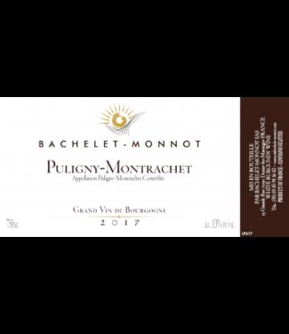 Domaine Bachelet-Monnot Puligny Montrachet 2018