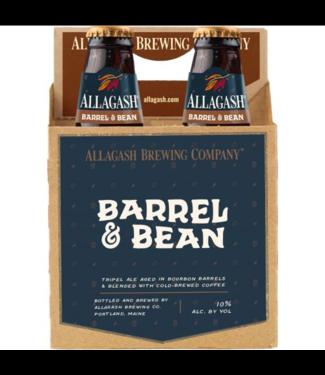 Allagash Allagash Barrel and Bean (4pk 12oz bottles)