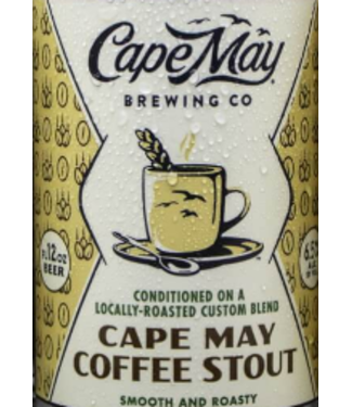Cape May Cape May Coffee Stout (6pk 12oz cans)