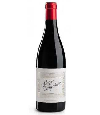 Alegre Alegre y Valganon Tinto Rioja 2018