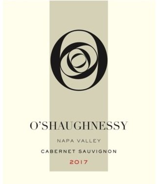 Oshaughnessy OShaughnessy Howell Mountain Cabernet 2017