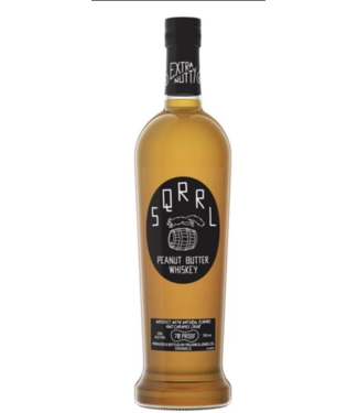 Sqrrl Sqrrl Peanut Butter Whiskey 750ml