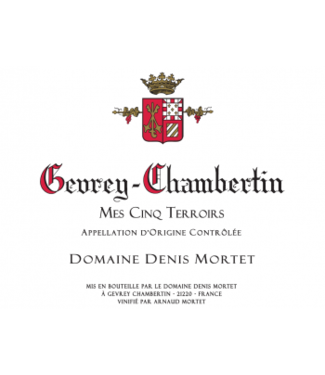Domaine Denis Domaine Denis Mortet Gevrey Chambertin Mes Cinq Terroirs 2018