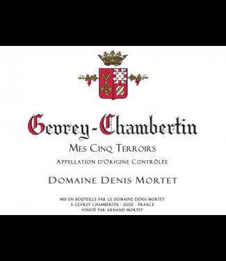 Domaine Denis Mortet Gevrey Chambertin Mes Cinq Terroirs 2018