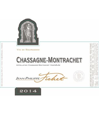 Jean-Philippe Jean-Philippe Fichet Chassagne Montrachet 2018