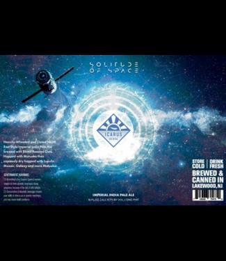 Icarus Icarus Solitude of Space (4pk 16oz cans)
