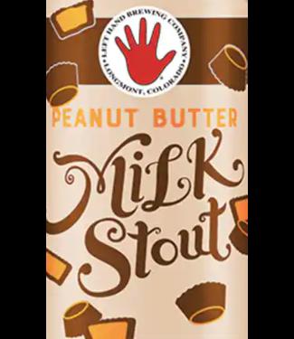 Left hand Left Hand Peanut Butter Milk Stout (6pk 12oz bottles)