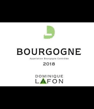 Dominique Lafon,Bourgogne Blanc 2018