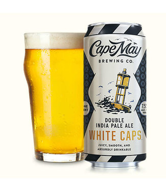 Cape May Cape May Brewing White Cap (4pk 16oz cans)