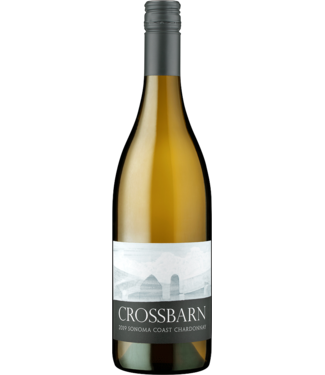 paul hobbs Crossbarn Sonoma Mountain Chardonnay