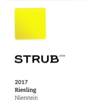 Strub Strub trocken Riesling