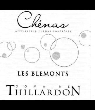 Thillardon Chenas Les Blemonts 2018