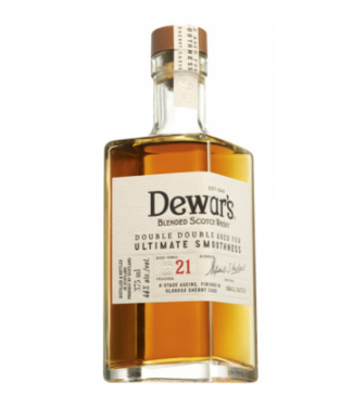 Dewars Dewars 21 year Blended Scotch 375ml