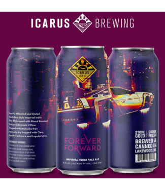 Icarus Forever Forward (4pk 16oz cans)