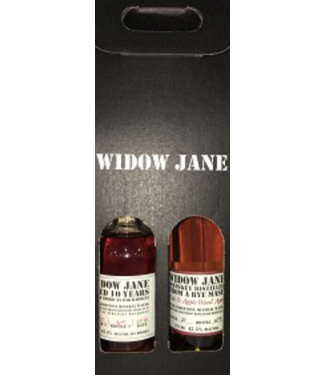 Widow Jane Widow Jane 10 Year & Applewood Gift Pack (2 x 375ml)