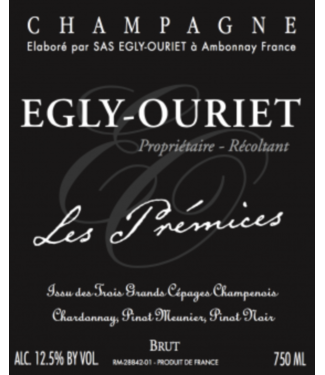 Egly-Ouriet, Champagne Brut Les Premices NV