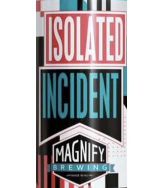 Magnify Magnify Isolated Incident (4pk 16oz cans)