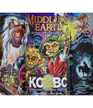 KCBC KCBC Middling Earth (4pk 16oz cans)