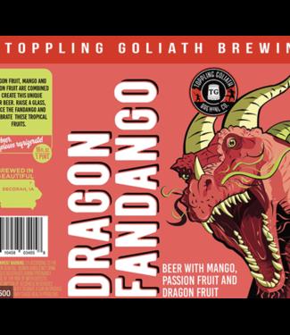 Toppling Goliath Toppling Goliath Dragon Fandango (4pk 16oz cans)