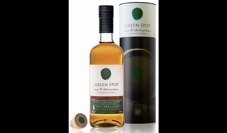 Pernod Green Spot Irish Whiskey 750ml
