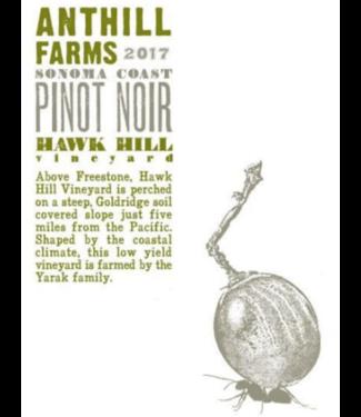 Anthill Anthill Farms, Pinot Noir Hawk Hill Vineyard Sonoma Coast (2017)