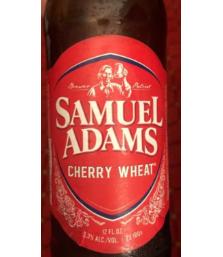 Sam Adams Sam Adams Cherry Wheat (6pk 12oz bottles)