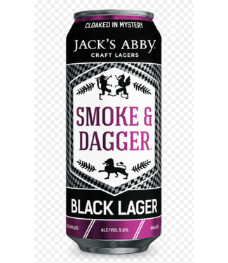 Jacks Abby Jack's Abby Smoke and Dagger (6pk 16oz cans)