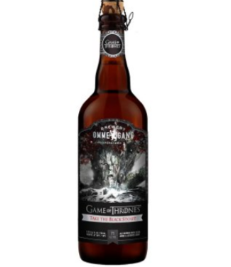 Ommegang GOT Take the Black 750mL