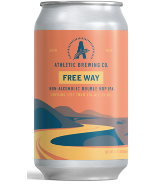 Athletic Brewing Athletic Brewing Free Wave DIPA (6pk 12oz cans)